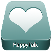 Happy Talk- random chat friend