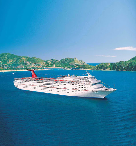Carnival-Elation-Caribbean-island - Board Carnival Elation in New Orleans for a relaxing cruise of the Caribbean. Elation sails in and around the Caribbean on two- to five-day itineraries.