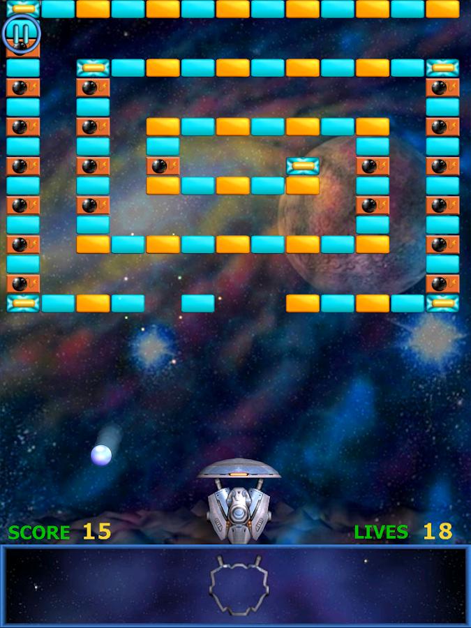 Meteor Deluxe Lite - screenshot