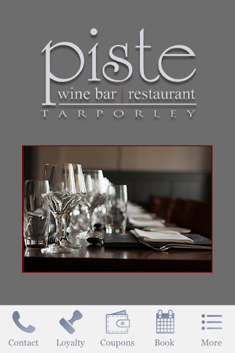 Piste Wine Bar Restaurant