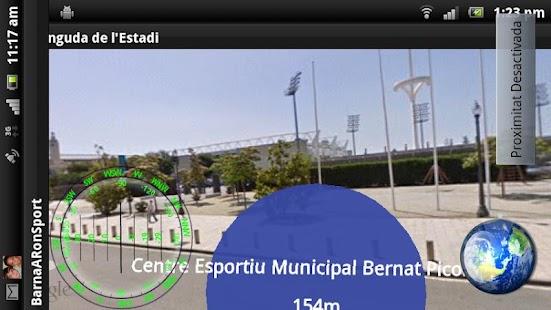 BarnaOnSports- screenshot thumbnail