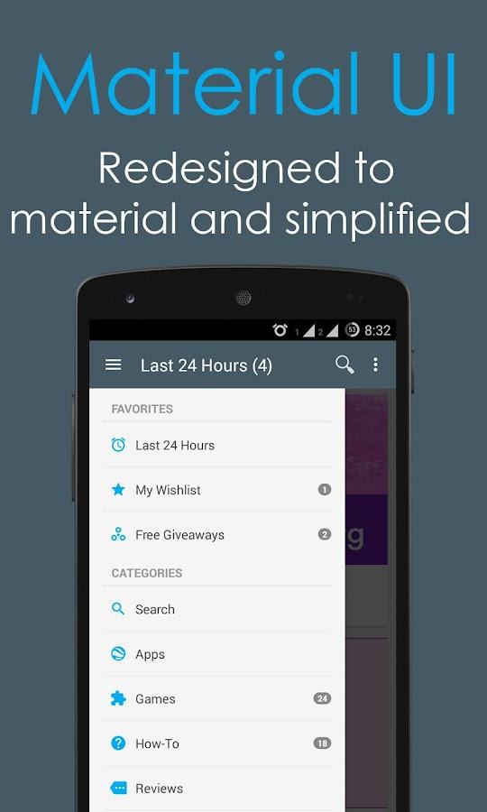 PaidFreeDroid - screenshot