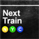 Next Train NYC Subway logo