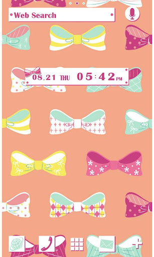 Cute Theme-Ribbons 'n' Bows- 1.0 Windows u7528 1