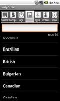Screenshot of ImslpDroid