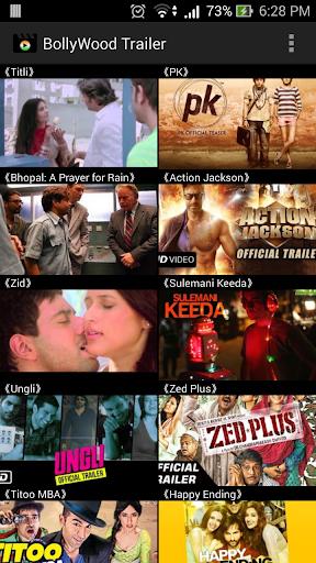 Bollywood Trailer