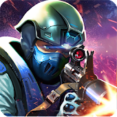 App war 3D shooting game APK for Kindle