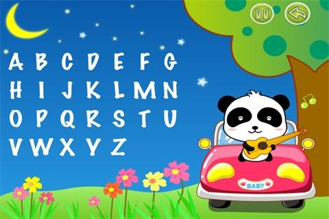 My ABCs by BabyBus - screenshot