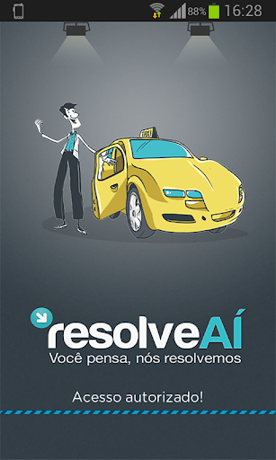 ResolveAÍ - Taxista