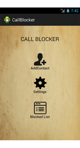 Call Rejector