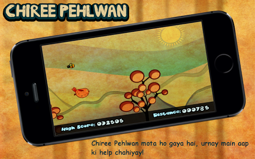 Chiree Pehlwan Endless Flyer