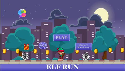 Elf Run - Christmas Hero Dash