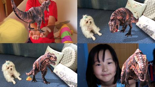 恐竜 3D - Tyrannosaurus Free