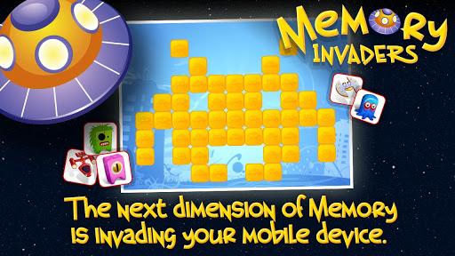 Memory Invaders FREE