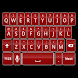 Red Keyboard Skin