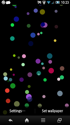 Colorful Live Wallpaper Free