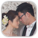 Amy & Solomon's Wedding App icon