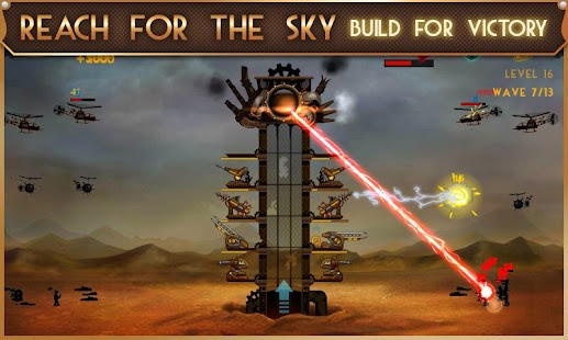Steampunk Tower Screenshot 34