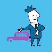 대리만족-대리운전(기사용) 셔틀 실시간 지도