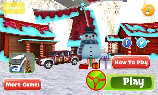 Santa Gift Delivery 3D
