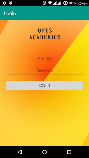 UPES Academics