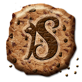 Chocolate Cookies GO Launcher