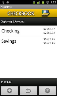 Checkbook- screenshot thumbnail