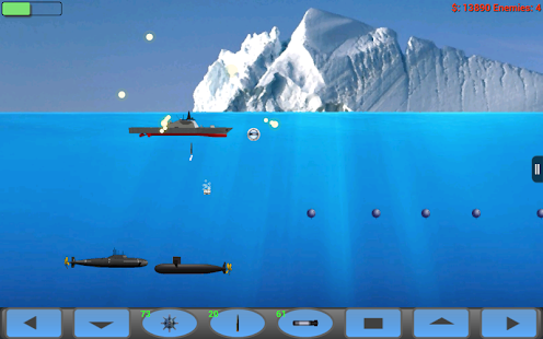 Attack from the deep HD! Screenshot