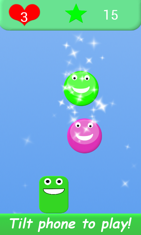 Smiley Bump - screenshot