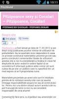 Screenshot of Poze funny-Pitipoance-Cocalari