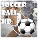 Soccer Ball HD logo