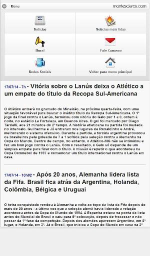 montesclaros.com - Rádio 98FM