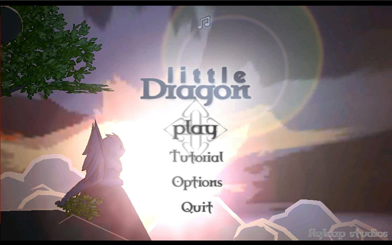 little Dragon 3D - screenshot