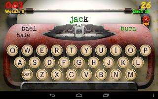 Screenshot of Tapwriter