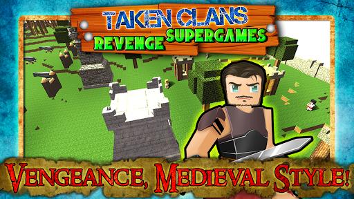 Taken Clans Revenge SuperGames