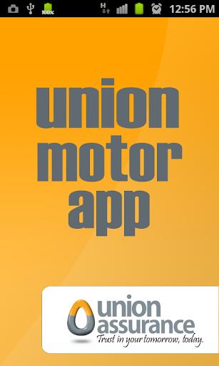Union Motor App