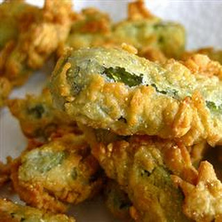 Deep Fried Pickles Recipes.