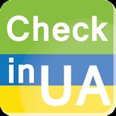 Check in Ukraine