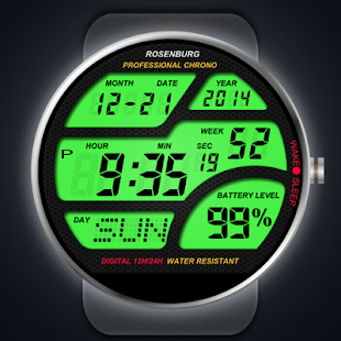 A41 WatchFace for Moto 360- screenshot thumbnail