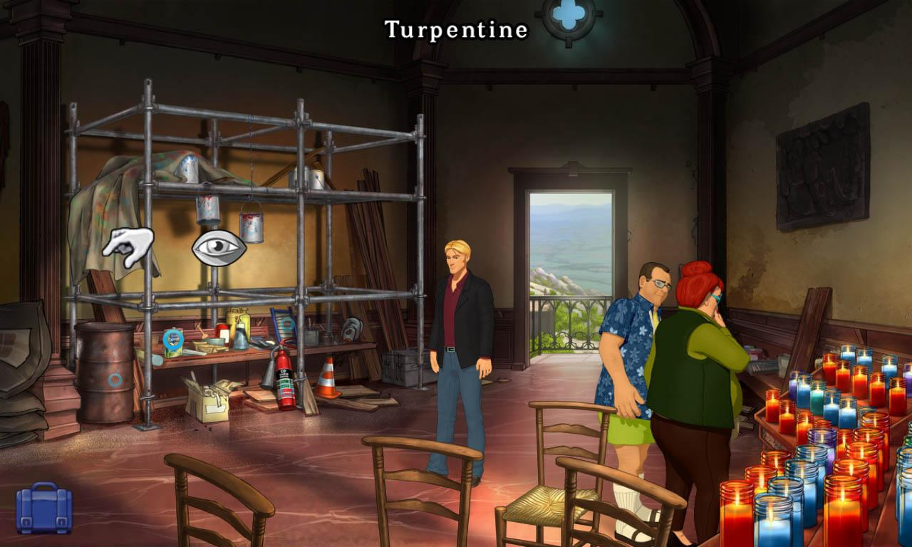 Broken Sword 5: Episode 2- screenshot