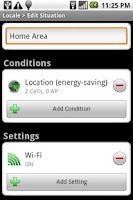 Screenshot of Locale Location Plug-In (†)