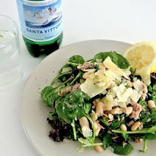 Italian White Bean and Tuna Salad