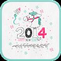2014 go launcher theme icon