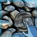Stone Pebbles Water HD logo
