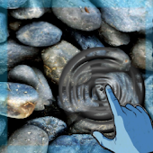 Stone Pebbles Water HD