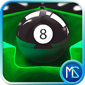 8 Pool Ball Mega