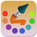 Painting and Coloring for Kids icon