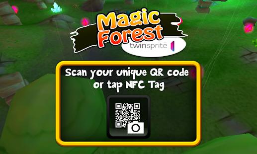 Twinsprite Magic Forest Demo
