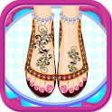 Beauty Salon Nail Games icon