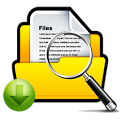 FileCrop Search icon